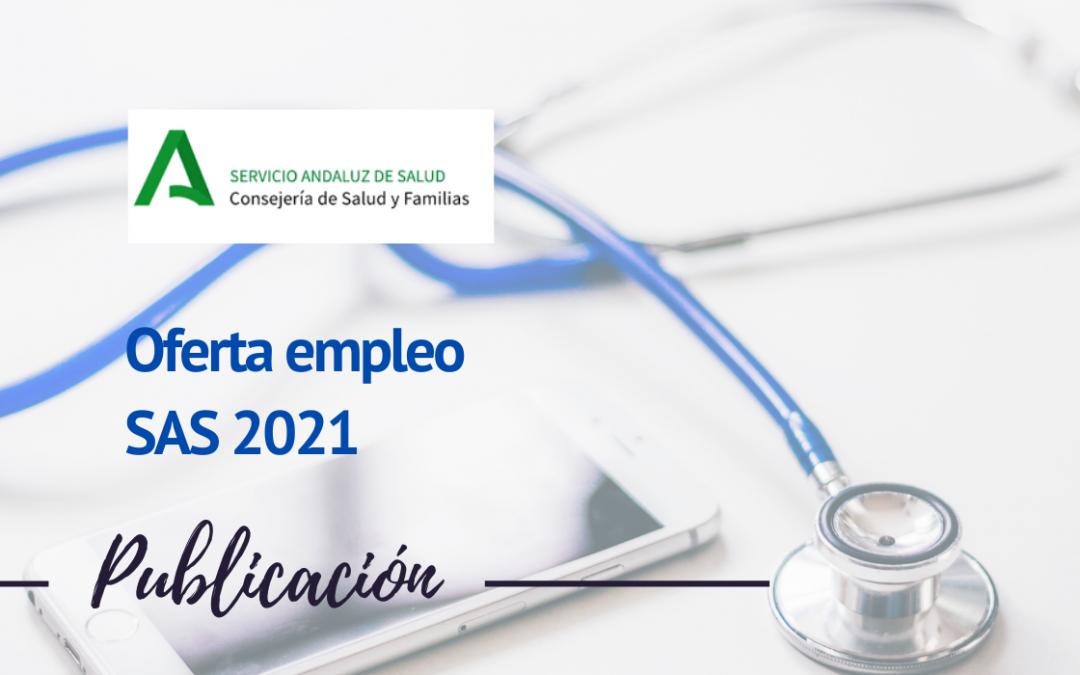 Publicada Oferta de empleo SAS 2021